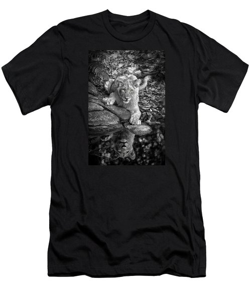 Prowler Reflection Men's T-Shirt (Athletic Fit)