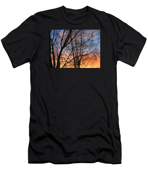 Psychedelicate Men's T-Shirt (Athletic Fit)