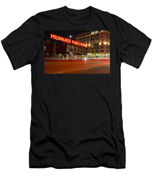Public Market Men's T-Shirt (Athletic Fit)