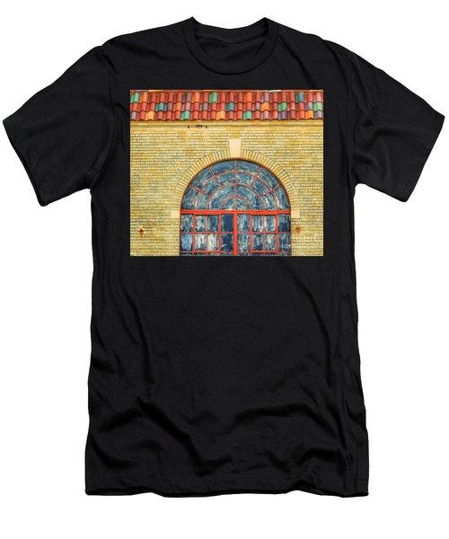 Public Market  Men's T-Shirt (Athletic Fit)