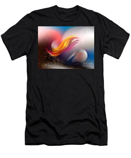 Pulsar Men's T-Shirt (Athletic Fit)