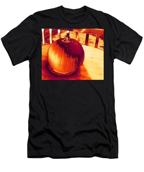 Pumpkin #3 Men's T-Shirt (Athletic Fit)