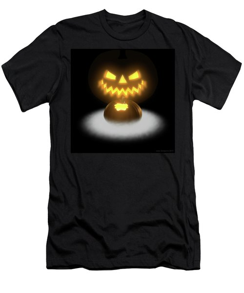 Pumpkin And Co II Men's T-Shirt (Athletic Fit)