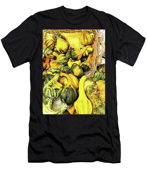 Pumpkin Family Men's T-Shirt (Athletic Fit)