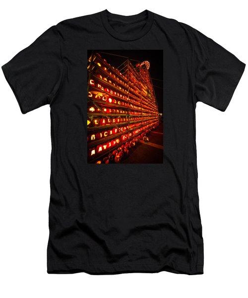Pumpkin Festival 2015 Men's T-Shirt (Athletic Fit)