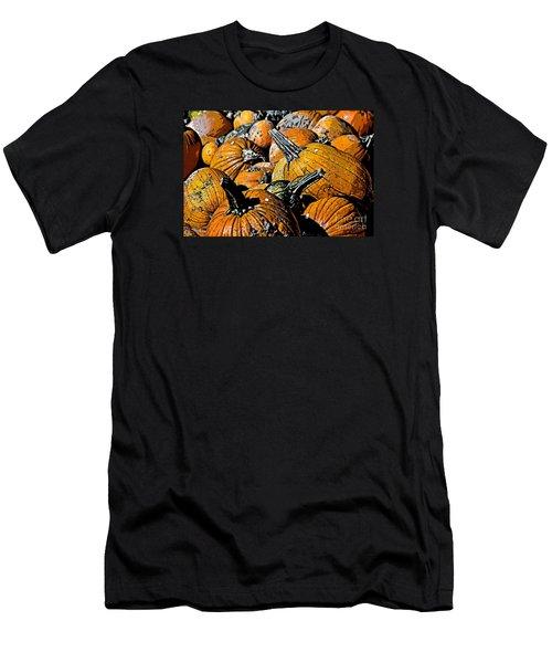 Pumpkin Sale  Men's T-Shirt (Athletic Fit)