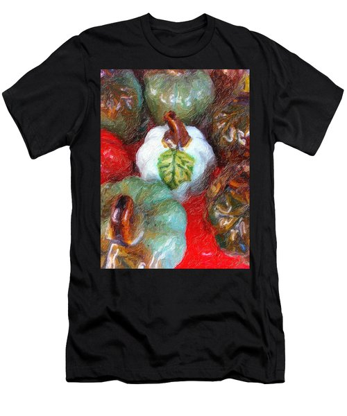 Pumpkins, Pumpkins...everywhere Men's T-Shirt (Athletic Fit)