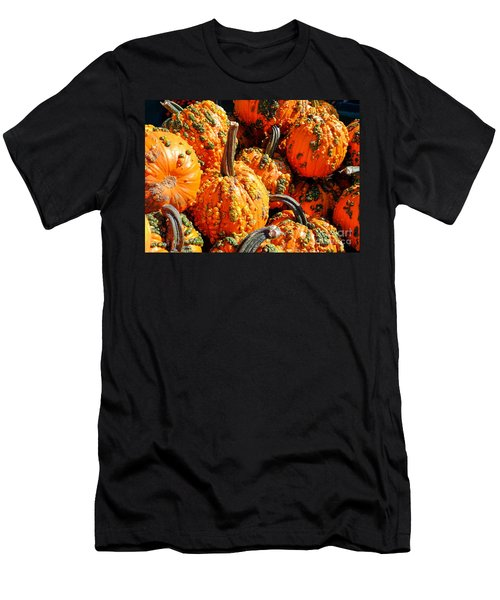 Pumpkins With Warts Men's T-Shirt (Athletic Fit)