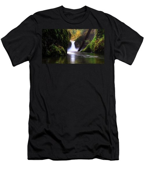 Punch Bowl  Men's T-Shirt (Athletic Fit)