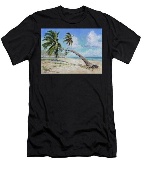 Punta Cana - Sea Beach 13 Men's T-Shirt (Athletic Fit)