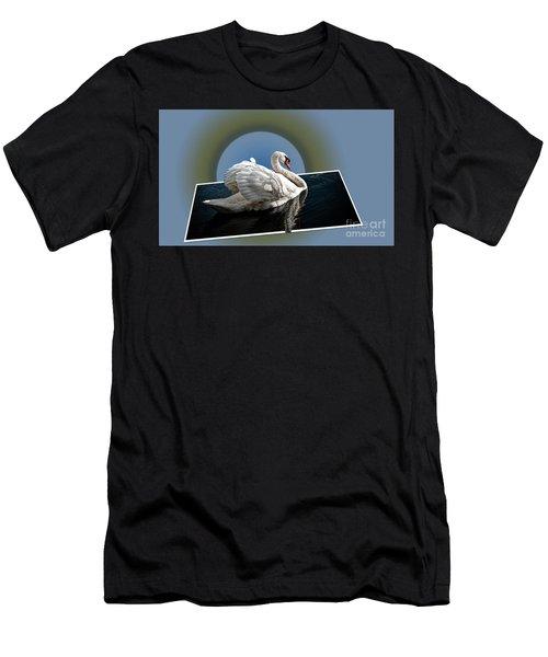 Pure Beauty Men's T-Shirt (Athletic Fit)