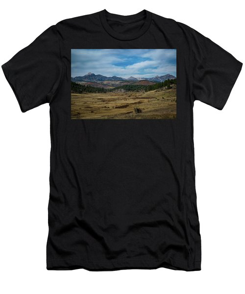 Pure Isolation Men's T-Shirt (Athletic Fit)