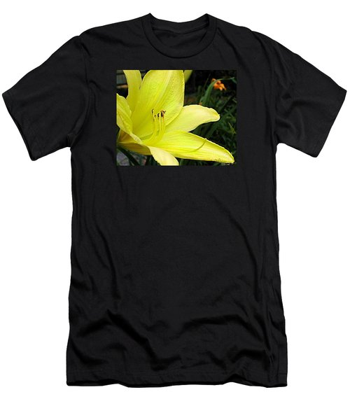 Men's T-Shirt (Slim Fit) featuring the photograph Pure Sunshine by Patricia Griffin Brett