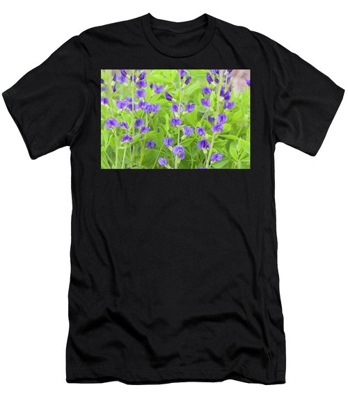 Purple Beauties Men's T-Shirt (Athletic Fit)