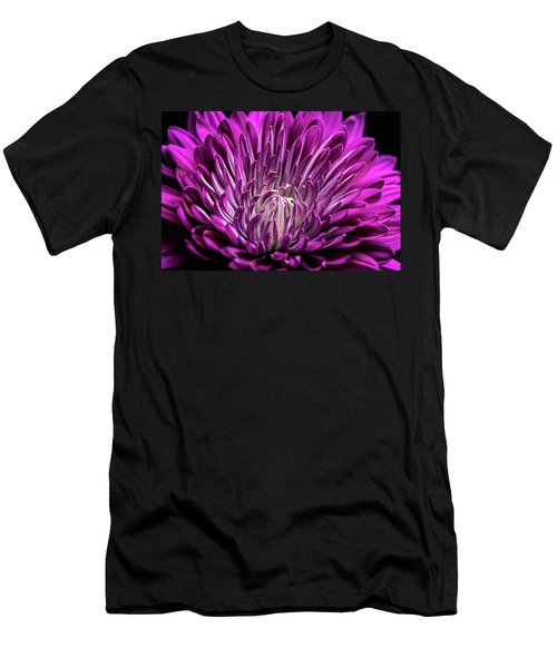 Purple Beauty Men's T-Shirt (Athletic Fit)
