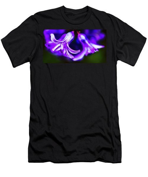 Purple Bells Men's T-Shirt (Athletic Fit)