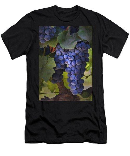 Purple Blush Men's T-Shirt (Athletic Fit)