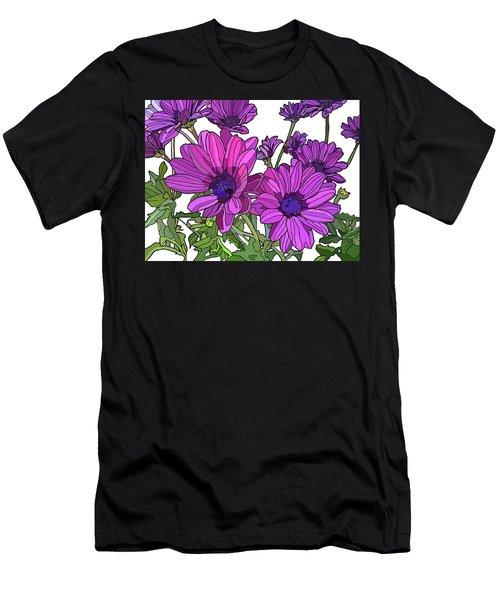 Purple Days Men's T-Shirt (Athletic Fit)
