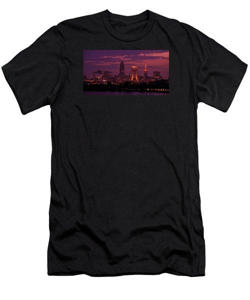 Purple Haze Men's T-Shirt (Athletic Fit)