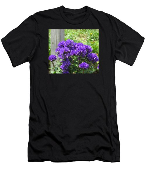 Purple In The Forest Men's T-Shirt (Athletic Fit)