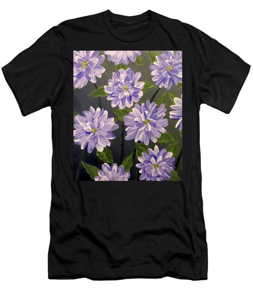 Purple Passion Men's T-Shirt (Athletic Fit)
