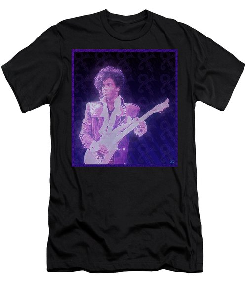 Purple Reign Men's T-Shirt (Athletic Fit)