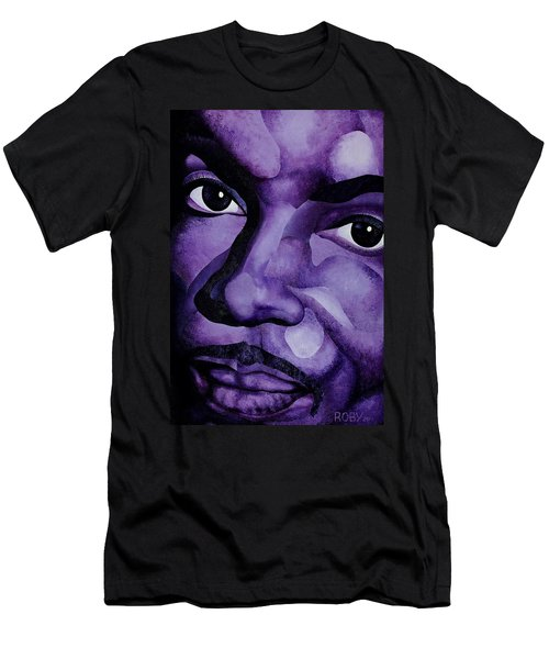 Purple Reign Men's T-Shirt (Athletic Fit)