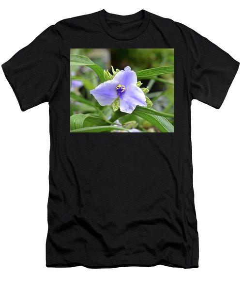 Spiderwort Men's T-Shirt (Athletic Fit)