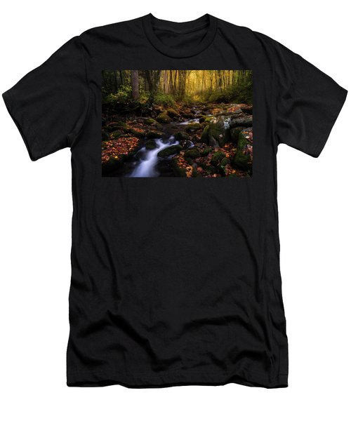 Put A Fork In It Men's T-Shirt (Athletic Fit)