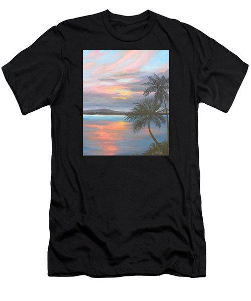 Pv Skies  Men's T-Shirt (Athletic Fit)