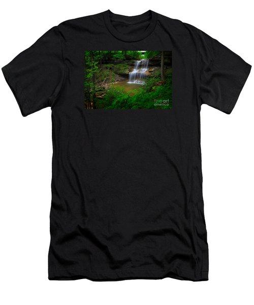 Quakertown Falls Men's T-Shirt (Athletic Fit)