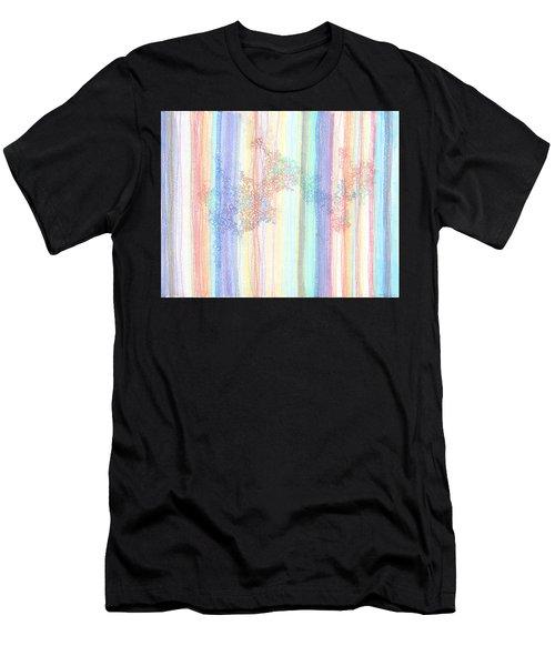 Quantum Foam Men's T-Shirt (Athletic Fit)