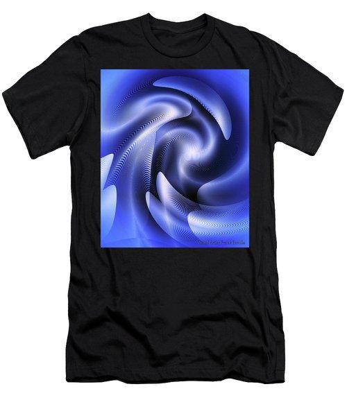 Quarter Moon Men's T-Shirt (Athletic Fit)