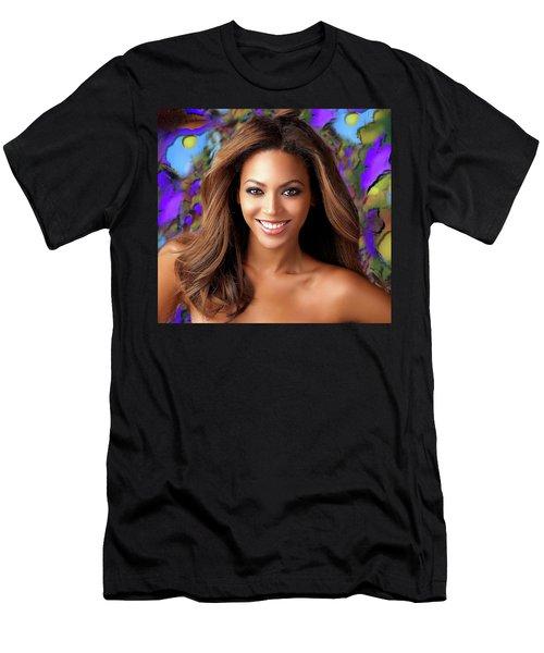 Queen Beyonce Men's T-Shirt (Athletic Fit)