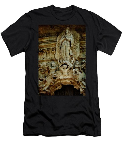 Queen Of The Missions Men's T-Shirt (Athletic Fit)