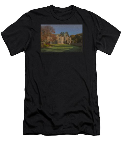 Quest House Garden Men's T-Shirt (Athletic Fit)