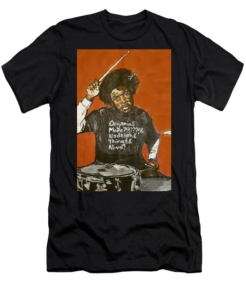 Questlove Men's T-Shirt (Athletic Fit)