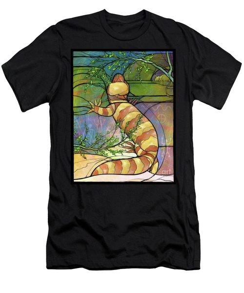 Quiet As A Mouse Men's T-Shirt (Athletic Fit)
