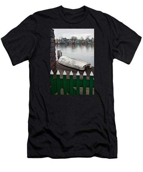 Quiet Day Off Men's T-Shirt (Athletic Fit)