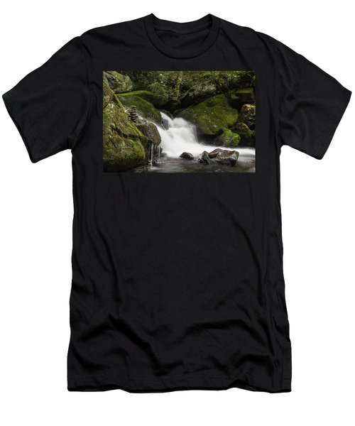 Men's T-Shirt (Athletic Fit) featuring the photograph Quiet Meditation  by Julie Andel