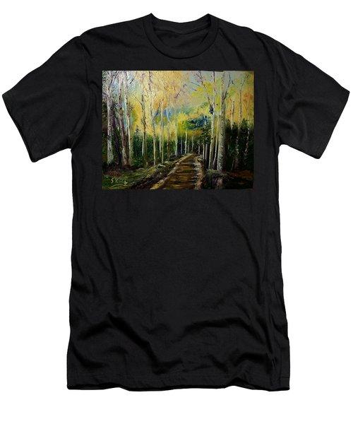 Quiet Place Men's T-Shirt (Athletic Fit)