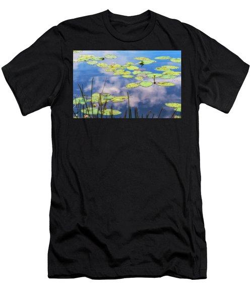 Quiet Reflections Men's T-Shirt (Athletic Fit)