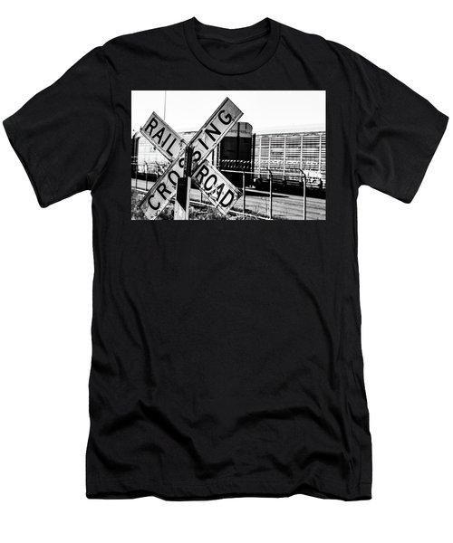 R/R Men's T-Shirt (Athletic Fit)