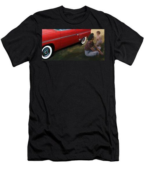 R2 St. Palmdale Men's T-Shirt (Athletic Fit)