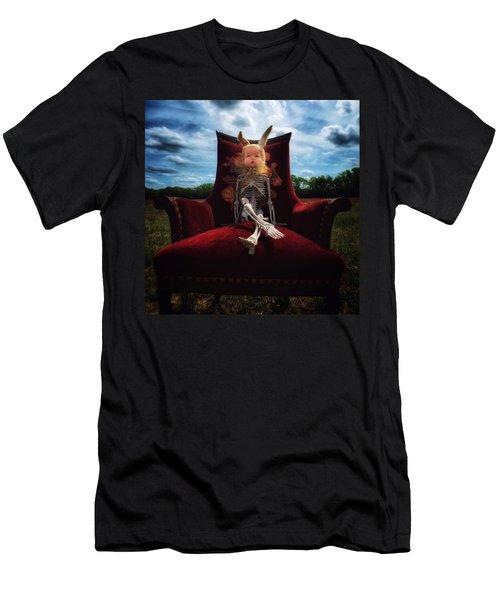 Wonder Land Men's T-Shirt (Athletic Fit)