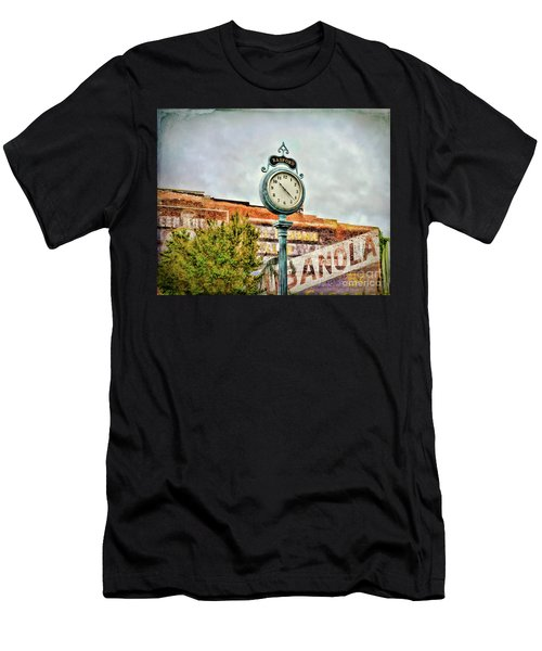 Radford Virginia - Time For A Visit Men's T-Shirt (Athletic Fit)