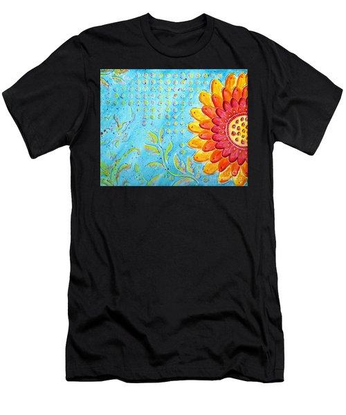 Radiance Of Christina Men's T-Shirt (Athletic Fit)