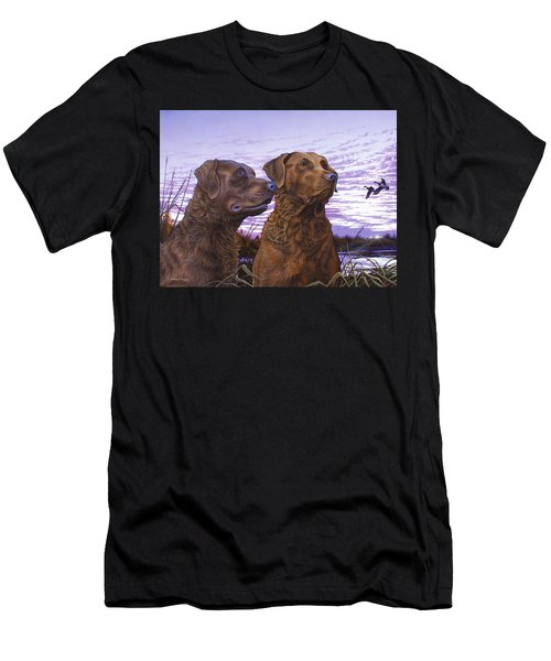 Ragen And Sady Men's T-Shirt (Athletic Fit)