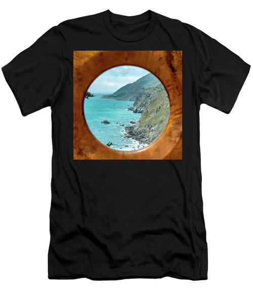 Ragged Point Men's T-Shirt (Athletic Fit)