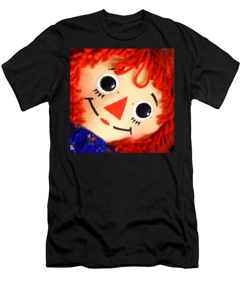Raggedy Ann Men's T-Shirt (Athletic Fit)